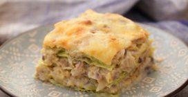 Lasanha de couve lombarda: um prato cremoso e suculento pronto em poucos passos!