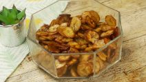 Chips de banana: o snack que a família toda vai amar!