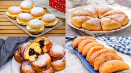 4 amazing recipes for the best fried brioche recipes ever!