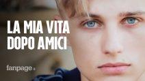 """Francesco Bertoli, dopo Amici e Carpe Diem pensa al futuro: """"Penso a nuove canzoni e scrivo molto"""""""