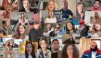 """""""Imagine"""" unisce tutti: il coro virtuale di artisti, attori e non solo"""
