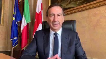 """Milano, Sala: """"Mascherine obbligatorie? Siano garantite e con prezzi regolamentati"""