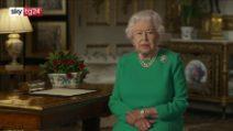 Regina Elisabetta: Torneremo a riunirci e a incontrarci