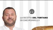 Il tortano napoletana con la ricetta di Poppella