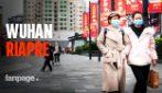 Wuhan riapre dopo 2 mesi e mezzo di lockdown: si potrà uscire dalla città, con le giuste precauzioni