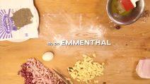 La ricetta di Gino Sorbillo per trasformare l'impasto della pizza in quello per il casatiello