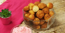 Bolinhas doces de ricota: voce não vai resistir a essas deliciosas guloseimas!