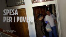 Cristiani e musulmani: uniti per regalare la spesa ai più poveri