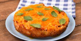 Bolo invertido de tangerina: experimente este doce delicioso!