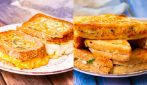 4 easy recipes to make super tasty sandwiches!