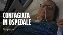 """""""Mia mamma è stata contagiata in ospedale a Torino: stava bene, me l'hanno uccisa loro"""""""