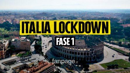 Italia Lockdown - I due mesi che hanno cambiato il nostro paese. E se non fosse andato tutto bene?