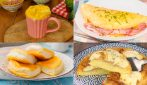 4 Delicious recipes to prepare the omelette in an original way!