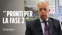 """Fase 2, il direttore generale dell'ospedale Cannizzaro di Catania: """"C'è paura che non sia finita"""""""
