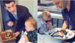 Il papà chef divenuto celebre su Tik Tok con i suoi modi fantasiosi di cucinare per il figlio