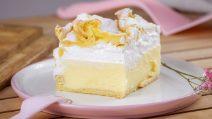 Quadrados karpatka: experimente esse doce delicioso!