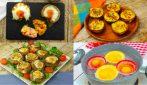 5 Ricette creative con le uova ricche di sapore!