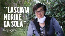 """Enna, il dramma di Chiara: """"Mia madre dimessa dall'ospedale, morta dopo poche ore da sola"""""""