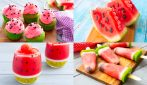 8 original and watermelon recipes to try!