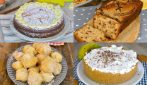 4 Sweet recipes made with bananas you should try absolutely!