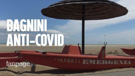Guanti, mascherine e mai più bocca a bocca: come cambia il salvataggio in mare col Covid-19