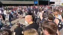 Berlino, proteste di piazza contro le restrizioni