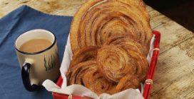 Rolinho churros: gostoso, rápido e cheio de sabor!