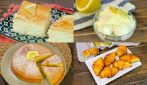 If you like lemon, you cannot miss these 5 delicious recipes!