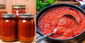 Come fare la passata di pomodoro in casa: il trucco facile e veloce!