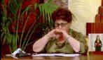 """Il ministro Bellanova in lacrime: """"Gli sfruttati non saranno più invisibili, Stato più forte del caporalato"""""""