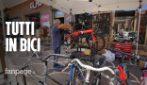 """A Roma boom di richieste di biciclette: """"In 15 giorni le vendite di 3 mesi"""""""