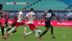 Jarstein, il video dell'autogol in Lipsia-Hertha Berlino