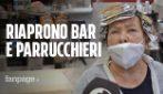 Fase 2 Napoli, riaprono barbieri, parrucchieri e bar dopo la paura Covid