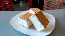 Biscotti gelato con tre ingredienti: la ricetta della merenda fresca e golosa