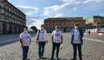 Turismo in crisi in Campania per il Covid, guide turistiche, B&B e agenti di viaggio in piazza