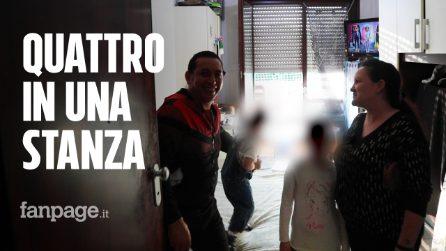 Il lockdown in una stanza: famiglia con due bimbi in 10 metri quadri a Sesto San Giovanni