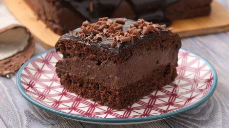 Quadrados de chocolate deliciosos: receita irresistível para experimentar!