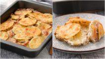 Batata crocante assada: a receita fácil de fazer para um jantar saboroso!