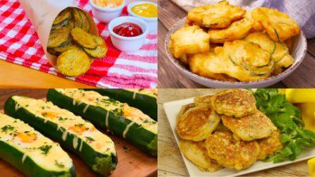 7 Ricette con le zucchine che amerai al primo assaggio!