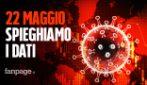 Coronavirus Italia, il bollettino del 22 maggio: il rimbalzo fase 2, se ci sarà, non si vede ancora