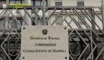 Detersivi comuni venduti come disinfettanti: maxi-sequestro a Cercola