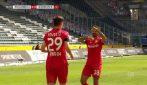Bundesliga: Mönchengladbach-Bayer Leverkusen 1-3, gol e highlights