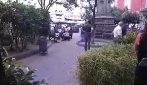 Napoli, uomo accoltellato in piazza Bellini