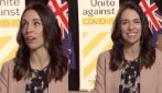 Nuova Zelanda, scossa di terremoto in diretta tv: la premier mantiene la calma e sorride