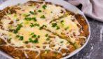 Frittata con cavolo cappuccio e cipolla: la ricetta facile e sfiziosa pronta in pochi minuti!