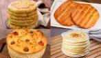4 ricette semplici per fare pane e focaccia in casa!