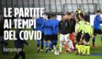 Come saranno le partite di Serie A post Covid: mascherine in panchina, interviste via Whatsapp