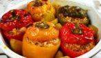Peperoni ripieni di riso: la ricetta semplice e ricca di gusto