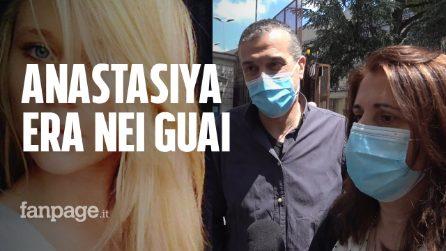 """Omicidio Sacchi, i genitori di Luca: """"Sapeva che Anastasiya si era cacciata in un brutto guaio"""""""