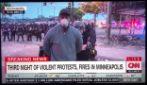 Giornalista arrestato in diretta tv durante gli scontri per la morte di George Floyd